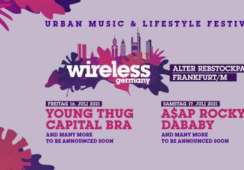 Wireless Germany 2021 (16. - 17. Juli 2021) | GOLDEN CIRCLE TICKETS Frankfurt am Main