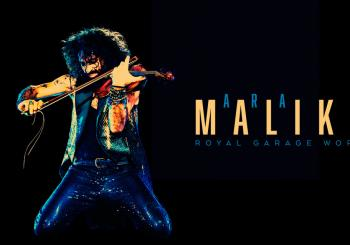 Ara Malikian - Royal Garage World Tour en Madrid