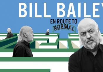 Bill Bailey: On Route to Normal 2021 en Leeds