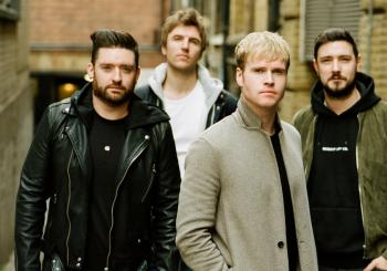 Kodaline en Newcastle Upon Tyne