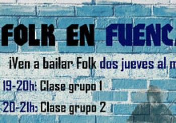Folk en Fuencarral en Madrid