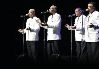 The Stylistics en Oxford