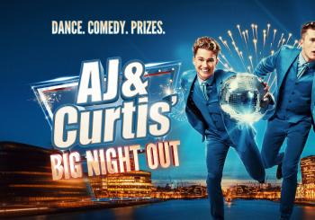 AJ and Curtis' Big Night Out en Southend-On-Sea