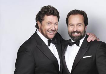 Michael Ball and Alfie Boe - VIP Leeds