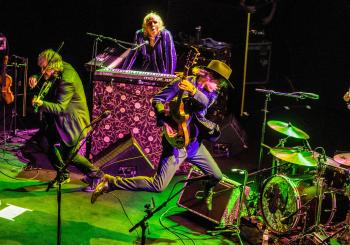 An Evening with the Waterboys Sheffield