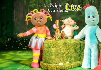 In the Night Garden...live en Sheffield