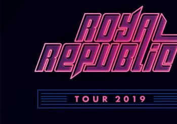 Royal Republic en Barcelona
