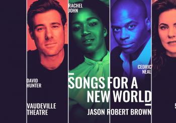 Songs for a New World en London