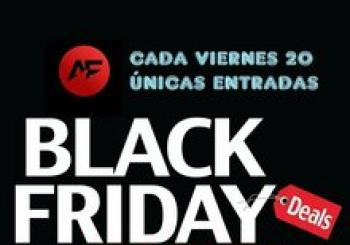 Black Friday 2020 en Madrid