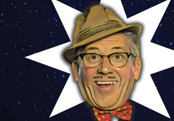 Count Arthur Strong: And This is Me! en Monmouth