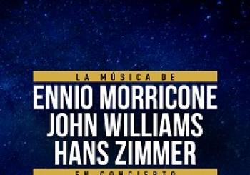 Morricone & Zimmer & Williams en Madrid