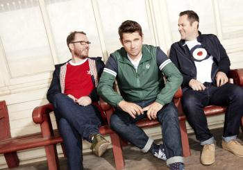 Scouting for Girls en Oxford