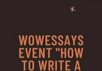 WowEssays Event