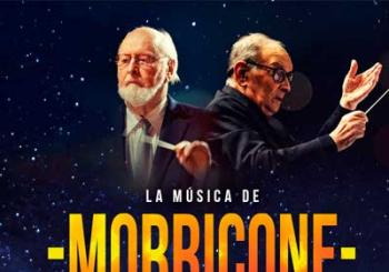 Morricone and Williams en Madrid
