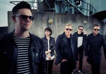 New Order At Heaton Park en Manchester