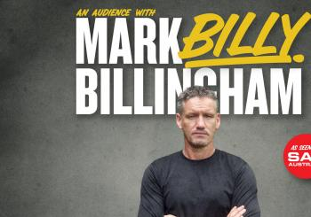 Mark Billy Billingham en Brisbane
