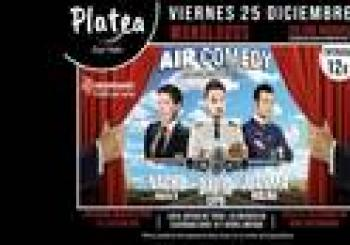 Air Comedy en Madrid