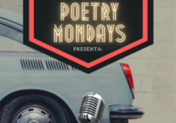 Juan Portillo y Pablo Benavente en POETRY MONDAYS en Madrid