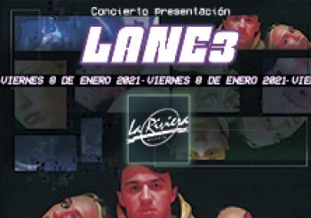 LANE 3 en Madrid