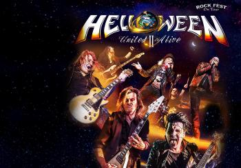 Helloween en Madrid