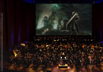 FINAL FANTASY VII REMAKE Orchestra World Tour en Barcelona