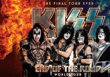 Kiss en Madrid