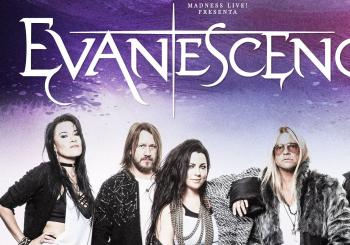 Evanescence en Madrid
