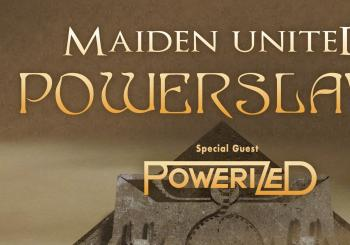 Maiden United + Powerized en Valencia