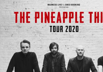 The Pineapple Thief en Barcelona