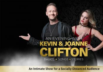 An Evening with Kevin and Joanne Clifton en Peterborough