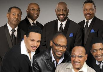 The Four Tops and Temptations en Manchester