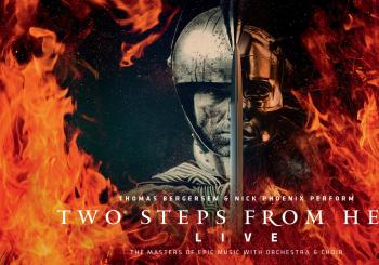 Two Steps From Hell Live Performed By Thomas Bergsen & Nick Phoenix en London