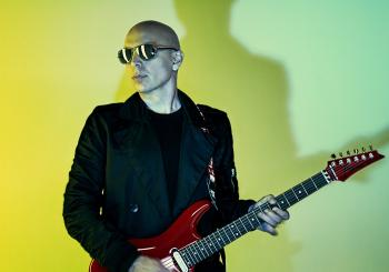 Joe Satriani Bexhill on Sea