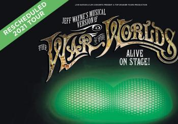 Jeff Wayne's Musical Version of The War of The Worlds en Manchester