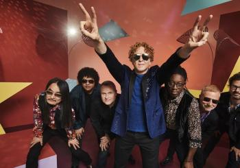 Simply Red en Manchester