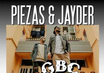 Piezas and Jayder Live Streaming Sessions