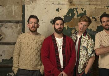 Sounds of The City - Foals Manchester