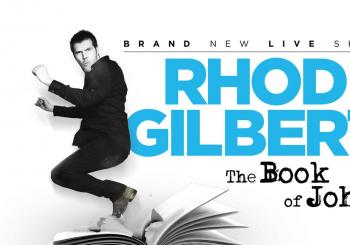 Rhod Gilbert Cork