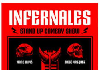 Infernales · Stand Up Comedy en Barcelona