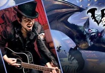 Aurelio Voltaire en The Fulford Arms