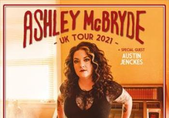 Ashley McBryde en Leeds Uni Stylus