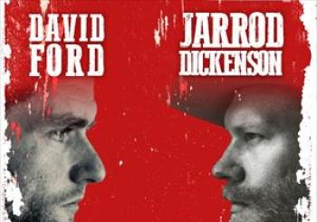 David Ford and Jarrod Dickenson en Hare and Hounds