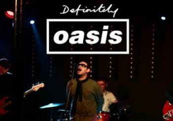 Definitely Oasis en The Underground