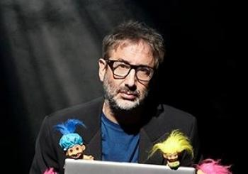 David Baddiel en Grand Opera House