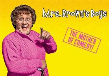 Mrs Browns Boys DLive Show en The SSE Hydro