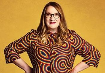 Sarah Millican Bobby Dazzler en The Great Hall