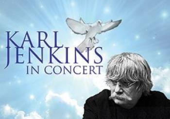 Sir Karl Jenkins en Royal Festival Hall