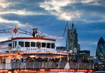 Ska Thames cruise ft The Pioneers en Dixie Queen