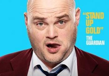 Al Murray Landlord Of Hope And Glory en St Georges Hall