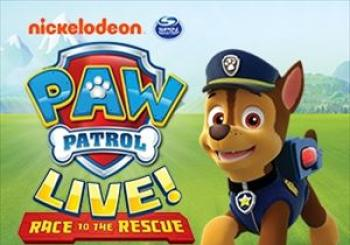 PAW Patrol Live Race to the Rescue en Motorpoint Arena